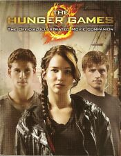 THE HUNGER GAMES OFFICIAL ILLUSTRATED MOVIE COMPANION 1st edition 2012