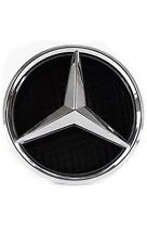 MERCEDES BENZ 2011-2018 LED WHITE LIGHT CAR GRILL STAR LOGO BADGE EMBLEM FRONT