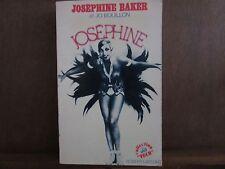 Joséphine Baker et Jo Bouillon/ JOSEPHINE