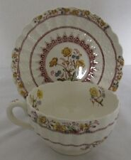 COPELAND SPODE ENGLAND OLD MARK BUTTERCUP CUP & SAUCER SET (10 AVAILABLE)