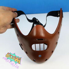Silence of the Lambs Hannibal Lecter Film Character Coffee Mask Crafts Gift @