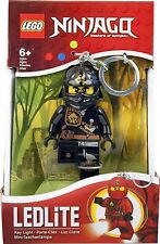 LEGO NINJAGO COLE LED KEY LIGHT KEYRING **MIB**