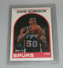 1989-90 Hoops David Robinson In Action Rookie