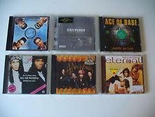 """Albumkonv. """"Modern Pop"""" Part 2, 6 Alben für jede Sammlung, CD (Kon. Nr.747)"""