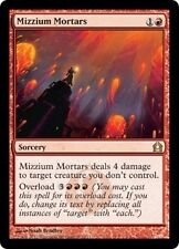 MTG MAGIC RETURN TO RAVNICA MIZZIUM MORTARS (NM) FRENCH MORTIERS DE MIZZIUM FOIL
