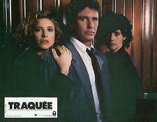 TOM BERENGER MIMI ROGERS LORRAINE BRACCO TRAQUEE 1987 VINTAGE PHOTO N°1