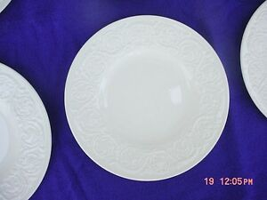 Wedgwood PATRICIAN PLAIN (Old)  Bread & Butter Plates >Retails $9.99ea<