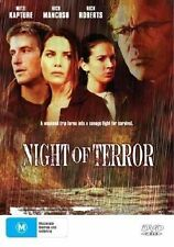 Night Of Terror (DVD, 2007)