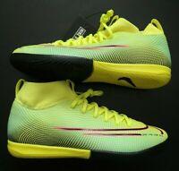 Nike Superfly 7 Academy JR Shoes Yellow Multi-Colored BQ5529-703 Sz 5Y W 6.5