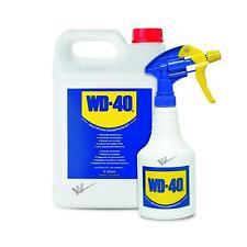 WD-40 Multifunktionsprodukt 5 Liter Kanister mit Zerstäuber (9,98 €/1L)