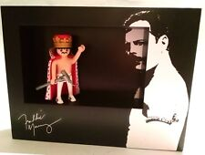 Playmobil  FREDDIE MERCURY - QUEEN  PREMIUM CUSTOM WEMBLEY 86