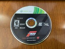 Forza Motorsport 4 Essentials Edition (Microsoft Xbox 360, 2011) - DISC ONLY