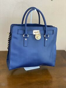 "Michael Kors ""HAMILTON"" Saffiano Leather LargeTote"