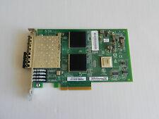 2 x QLogic QLE2564 Quad Port 8Gbps PCI-E HBA Fibre Channel PX4810402-06  SFP