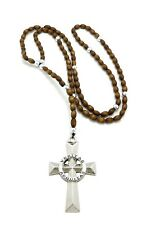 NEW VERITAS AEQUITAS BOONDOCK ROSARY NECKLACE