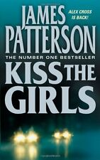 Kiss The Girls by James Patterson Paperback Book -murder Suspense Crime Thriller