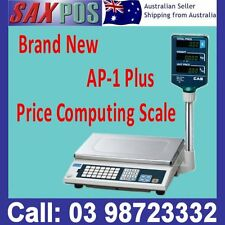 CAS AP-1 Plus Price Computing Scale Trade Approved