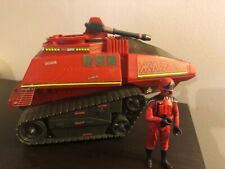 Vintage Action Force GI Joe HYENE  (Hasbro 1983) HYENA avec RED VULTURE