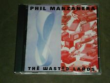 Phil Manzanera Wasted Lands (CD, Apr-1999, Resurgence)