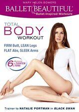 Ballet Beautiful Total Body Workout [DVD][Region 2]