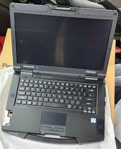 "Panasonic FZ-55 14"" UHD Touchscreen Intel Core i7 8GB RAM Integrated Toughbook"