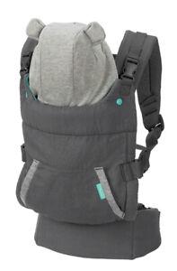 Infantino Cuddle Up Ergonomic Hoodie Carrier