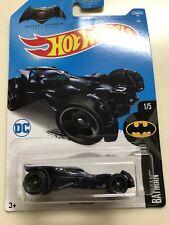 2017 Hot Wheels Batman Series 1/5 - Batman v. Superman The Dark Knight Batmobile