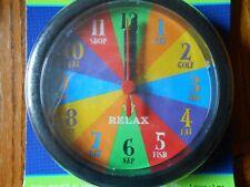 RETIREMENT TIME CLOCK BY AMSCAN NIP