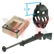 Tactical Front Sight Ruger 10/22 Mossberg 702 Rifle Aluminum 16mm Diameter Matte