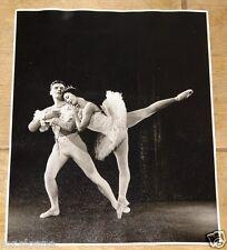 MARGOT FONTEYN VINTAGE ORIGINAL BALLET HOUSTON ROGERS BALLET PRESS PHOTO 1950s