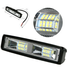 6 inch LED Work Light Bar Spot Lights for Driving Lamp For Offroad Car Truck SUV