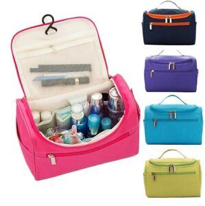Beautycase Kosmetiktasche Kulturbeutel Washbag Kosmetik Kultur Tasche Aufhängen