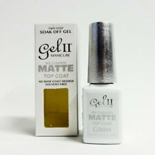 La Palm Gel ll Manicure Gel Nail Polish Matte Top Coat #G00M