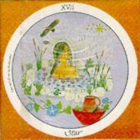 Motherpeace Round Tarot Deck by Karen Vogel Miscellaneous print Book The Fast
