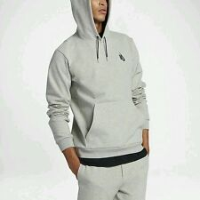 NIKELAB ESSENTIALS MEN'S PULLOVER HOODIE (848743 050) SIZE LARGE / RRP £165