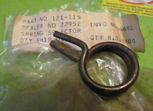 NOS OSSA Pioneer Phantom Stiletto Plonker Enduro Spring Selector P/N 121-115