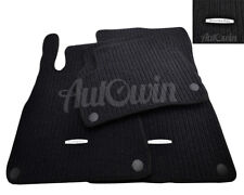 Floor Mats For Mercedes - Benz With MB Emblem LHD Carpet Tailored Fit All Models