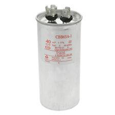 Air Conditioner Non Polar 40uF AC 450V 50/60Hz Motor Capacitor CBB65A-1 DT