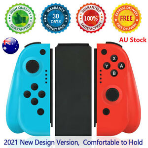 Wireless Controller for Nintendo Switch Joy-con Left Right Holder Charger Grip