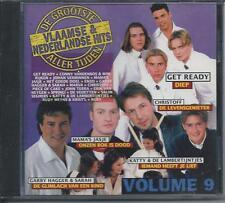 V/A - Vlaamse en Nederlandse Hits aller tijden Volume 9 CD 18TR 1997 CHRISTOFF