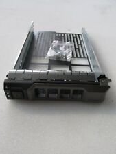 "Dell 3,5"" SAS / SATA Hot Swap HDD Rahmen / Caddy 0F238F 0X968D neu mit Schrauben"