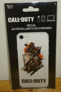 CALL OF DUTY Black Ops Decals for Car, Phone Computer Water Bottle Game System