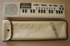 VINTAGE Casio vl-tone VL-1 strumento musicale elettronico & Custodia-FUNZIONANTE