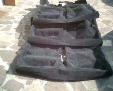 Moquette nera pianale Lancia Delta Integrale Evoluzione Evo teppich Kat 16v 8v
