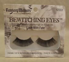 FANTASY MAKERS Bewitching Eyes LUSH WITH FATE Halloween Lashes LONG #12551