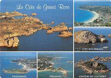 BG5531 la cote de granit rose cotes d amor  tregastel   france