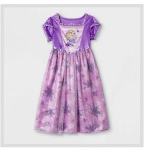 Disney Toddler Girls' Purple Princess Nightgown-NWT-Size 5T