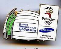 SYDNEY 2000 OLYMPIC GAMES AUSTRALIA - SAMSUNG RENDEZVOUS - GREAT COLLECTIBLES