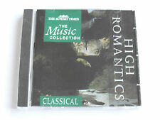 High Romantics - The Sunday Times Music Collection (CD Album) Used very good
