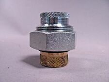 "Watts 3/4 LF3003 - 3/4"" Brass Steel Dielectric Union FIP x FIP Connection Type"